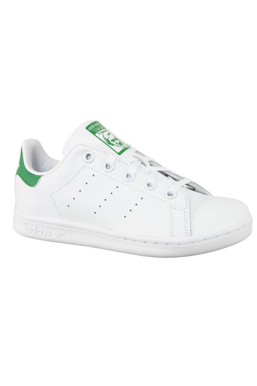 baskets mode adidas originals ba8375 stan smith c blanc