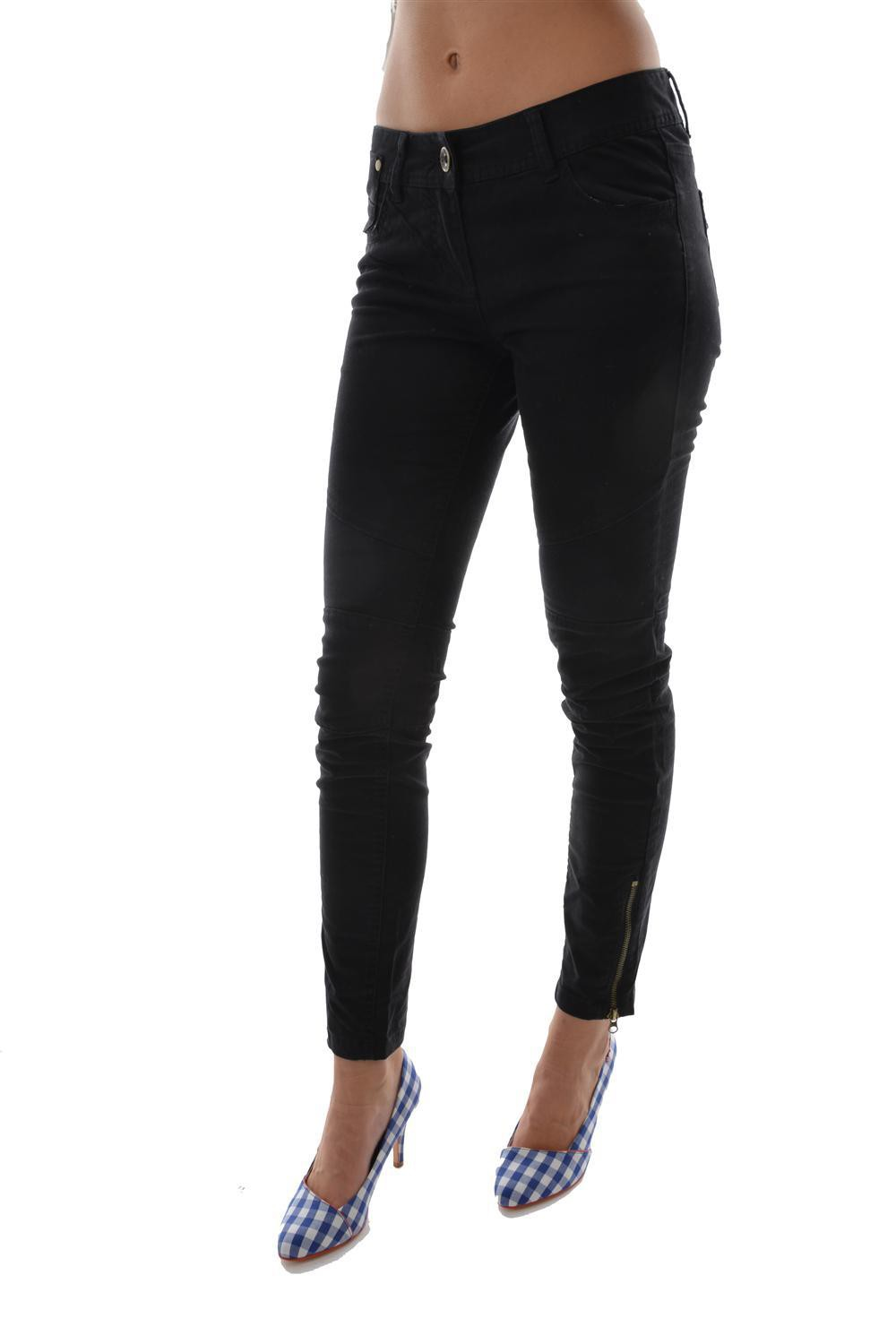 pantalons tom tailor 6401849 noir