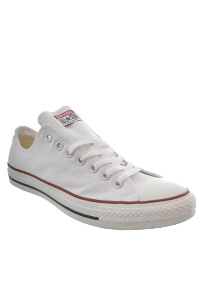 baskets mode converse chuck taylor all star ox blanc