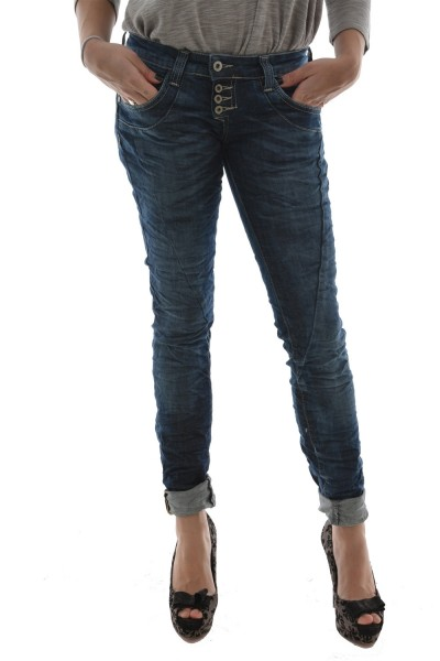 jeans please p68c bleu