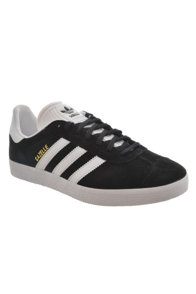 baskets mode adidas originals gazelle noir