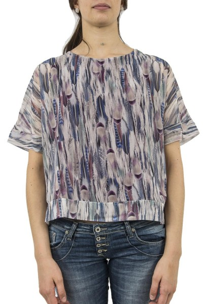 tee shirt street one 311250 violet