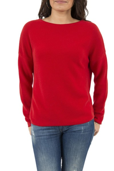 pull hiver street one 300465 rouge