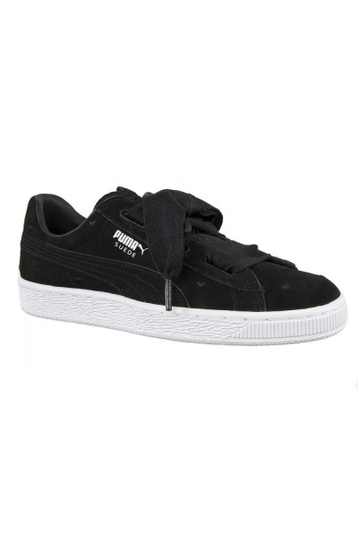 baskets mode puma 365135 heart valentine noir