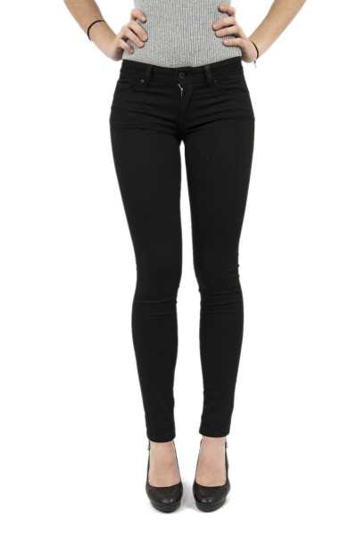 pantalons salsa 119000 push up wonder noir