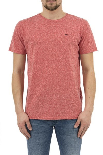 tee shirt hilfiger denim dm0dm04413 rouge