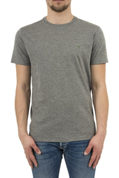 tee shirt lacoste th6709 gris