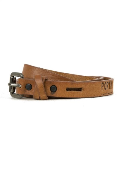ceinture portman secret marron