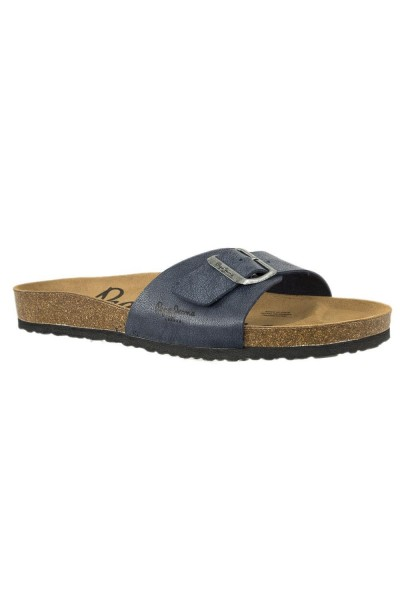 tongs pepe jeans bio bleu