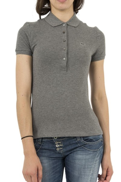 polos lacoste pf7845 gris