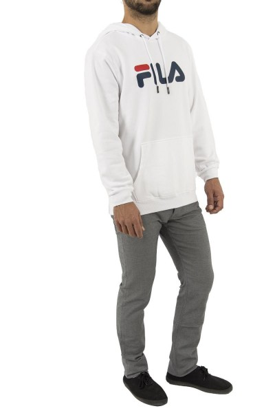 sweat fila 681090 pure blanc