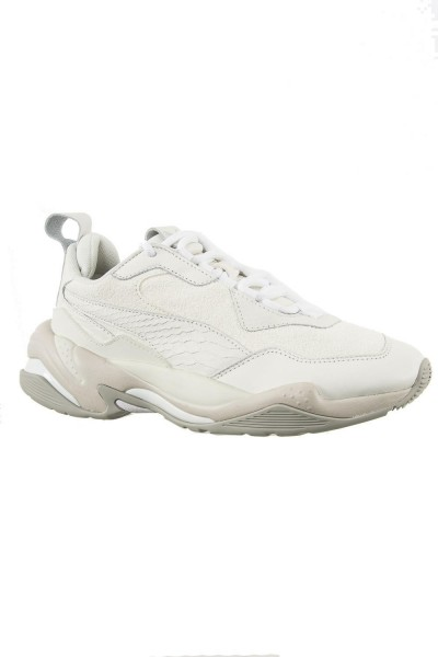 baskets mode puma 367997 thunder desert blanc