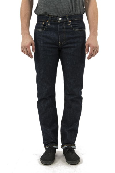 jeans levis 29507 502 regular taper bleu