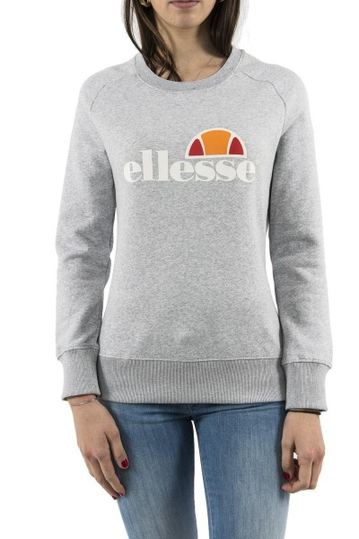 sweat ellesse eh f sws col rond gris