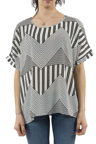 tee shirt molly bracken g557p19 gris