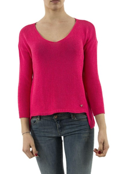 pull léger please m49773081 rose