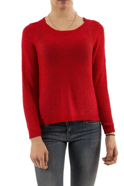 pull léger only 15113356 geena rouge