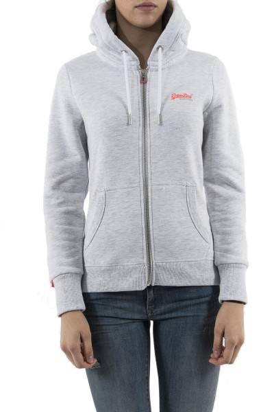 sweat superdry g20011ns blanc