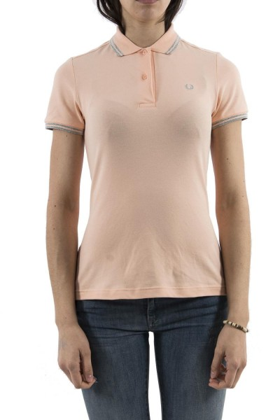 polos fred perry g3600 rose