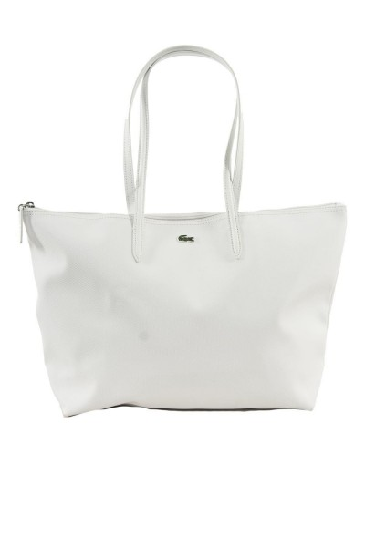 sac lacoste nf1888po blanc
