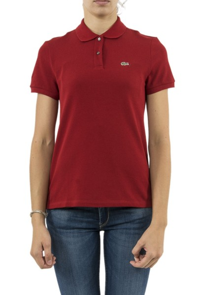polos lacoste pf7839 rouge