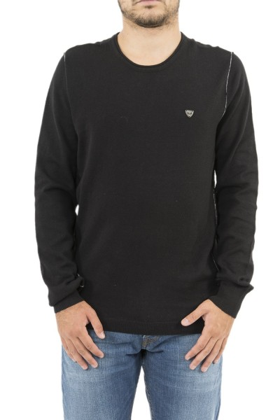 pull hiver kaporal great noir