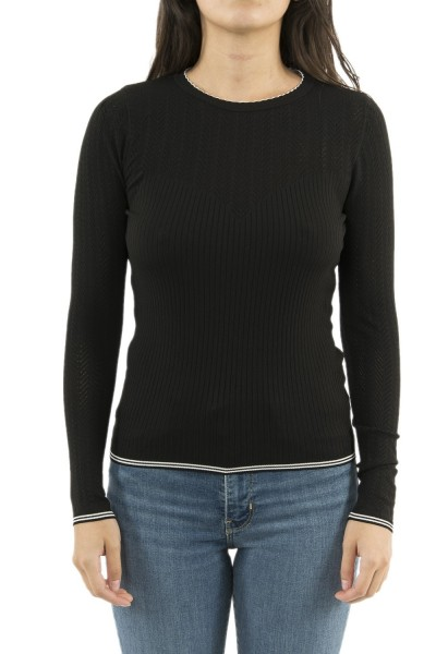pull hiver only 15191992 coco noir