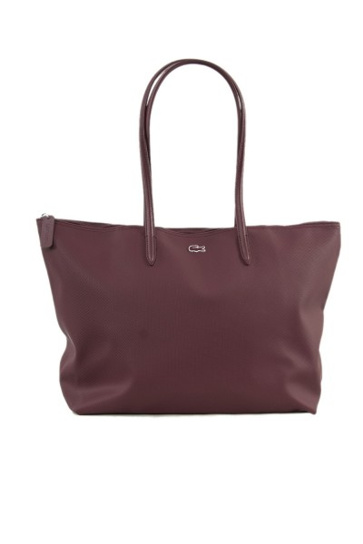 sac lacoste nf1888po rouge