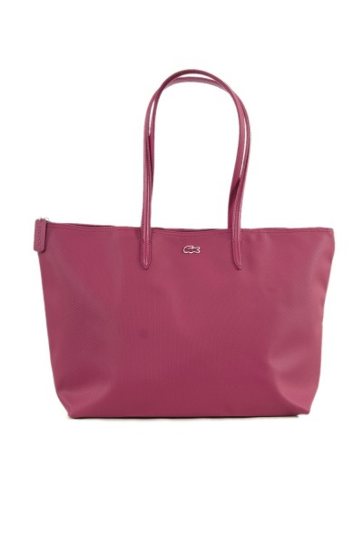 sac lacoste nf1888po rose