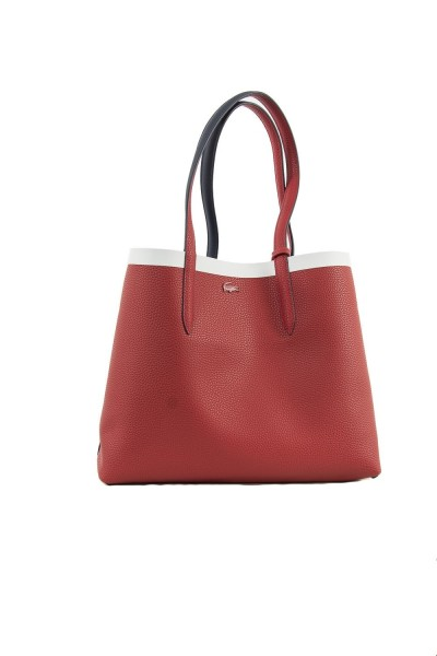 sac lacoste nf2994as rouge