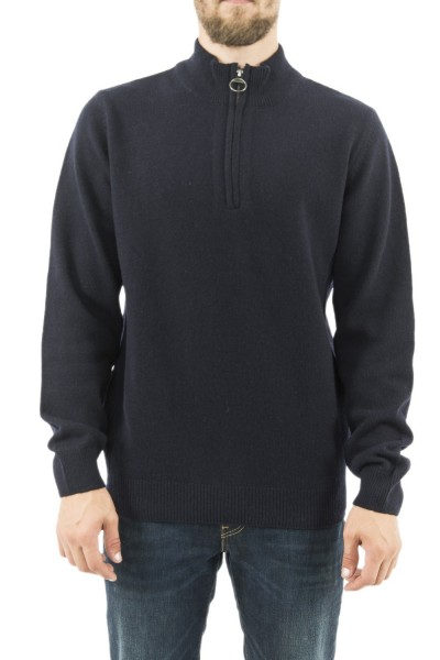 pull hiver barbour mkn0837 bleu