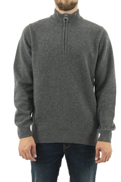 pull hiver barbour mkn0837 gris