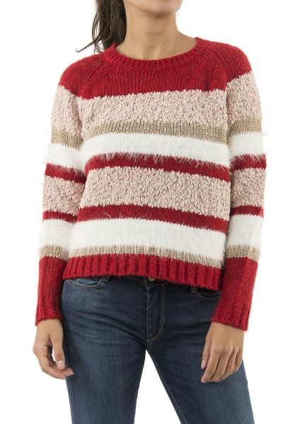 pull hiver only 15183696 adila rouge