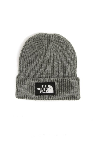 bonnets the north face 3fjx cuff gris