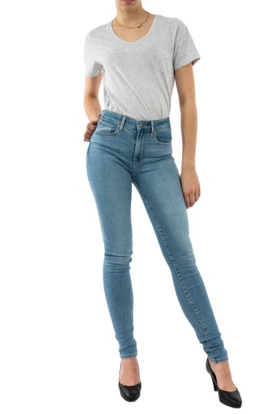 jeans levis 721 high rise skinny have and