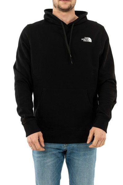 sweat the north face graphic ky4  black