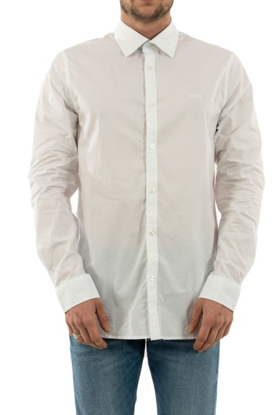chemise guess jeans m01h13 alameda fpp0 white dots