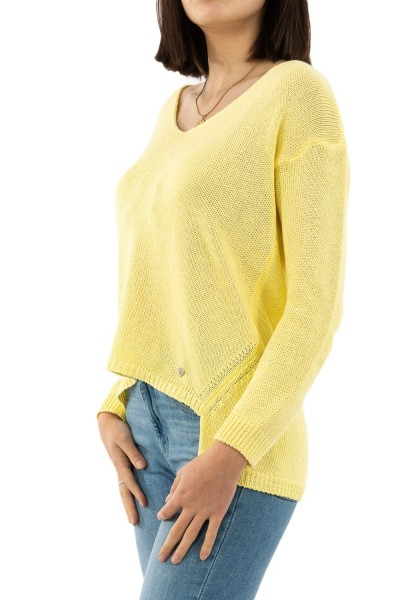 pull léger please m4977 3206 giallino