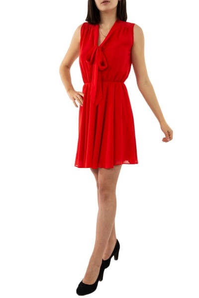 robe molly bracken p960ae20 red coral
