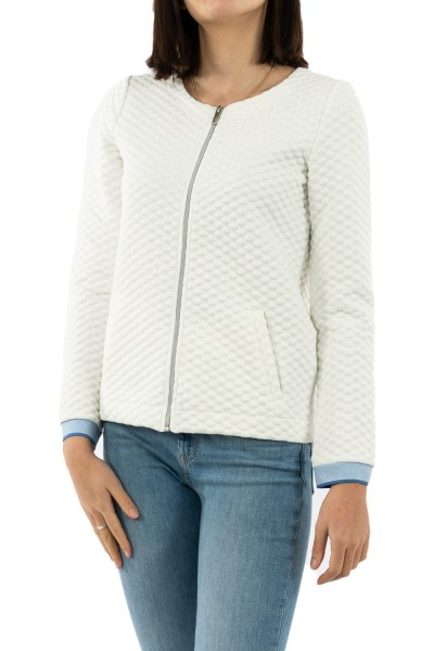 gilets cardigans street one 314463 10108 off white