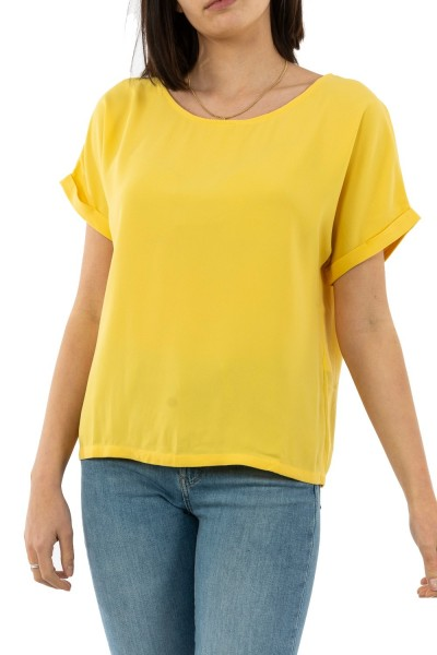 tee shirt only louisa misted yellow