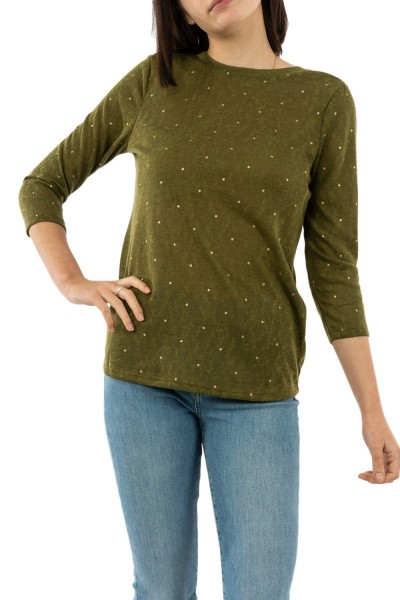 tee shirt only bordeaux martini olive