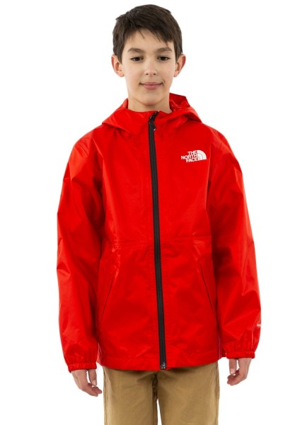 blousons ete the north face zipline 15q fiery red
