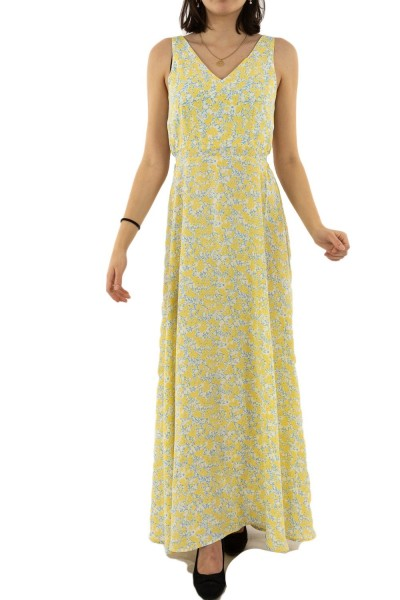 robe only augie dusky citron