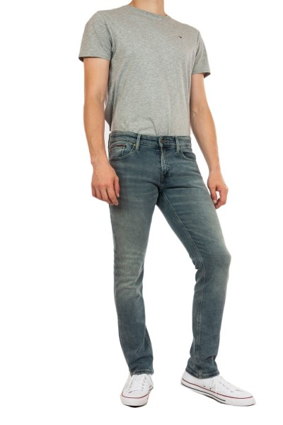 jeans tommy jeans dm0dm07975 1a5 western mid bl st