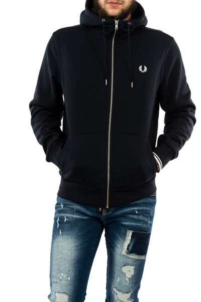 sweat fred perry j7536 795 navy