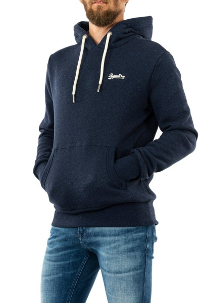 sweat superdry m2010265a 4ay midnight blue grit