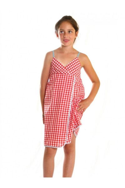 robes Little Marcel roline rouge