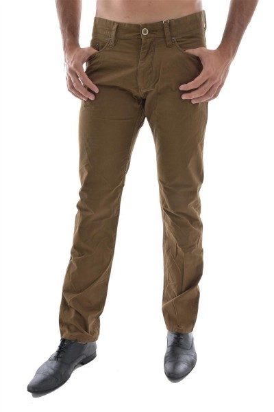 pantalons esprit casual casual cotton marron