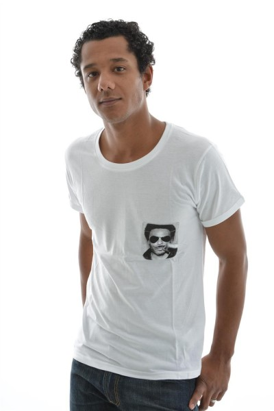 tee shirt eleven paris lennypock men blanc